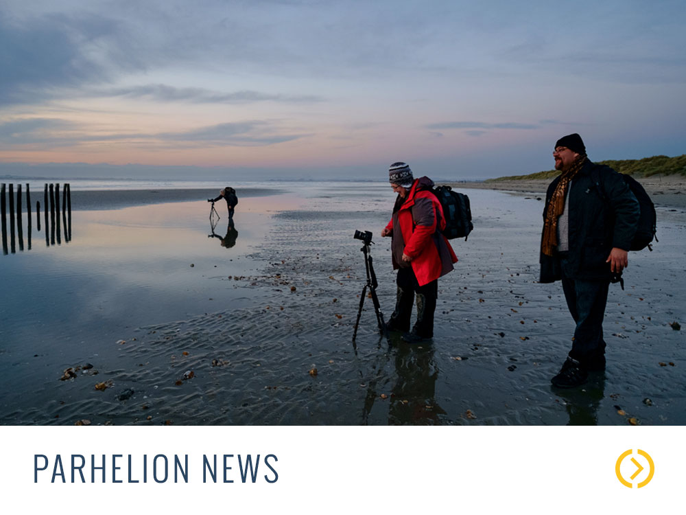 parhelion photography news